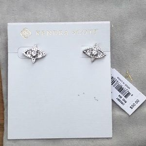 NWT Kendra Scott Crosby earrings